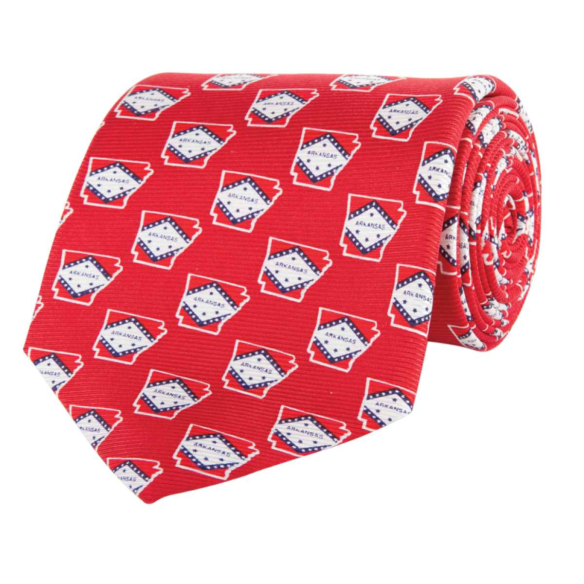 AR Traditional Red Tie